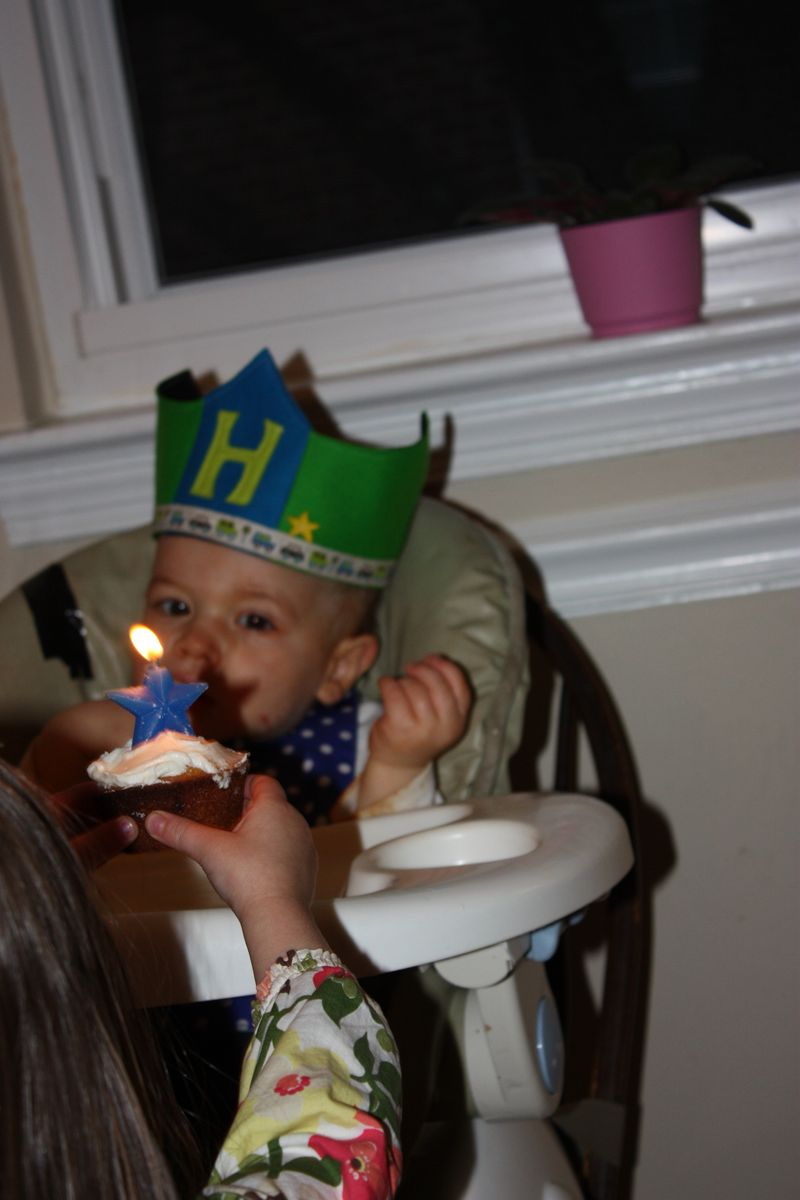 Henry turns one! 092
