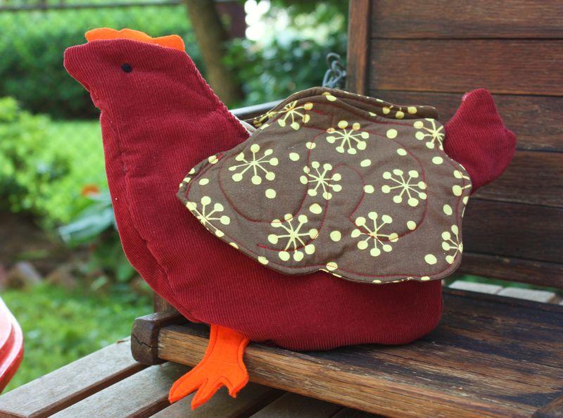 A Hen for Hen 003
