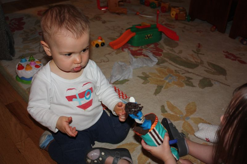 Henry turns one! 052