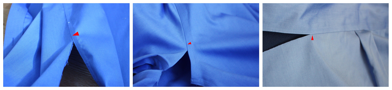 Hooded Superhero Cape A Tutorial Using A Mens Dress Shirt
