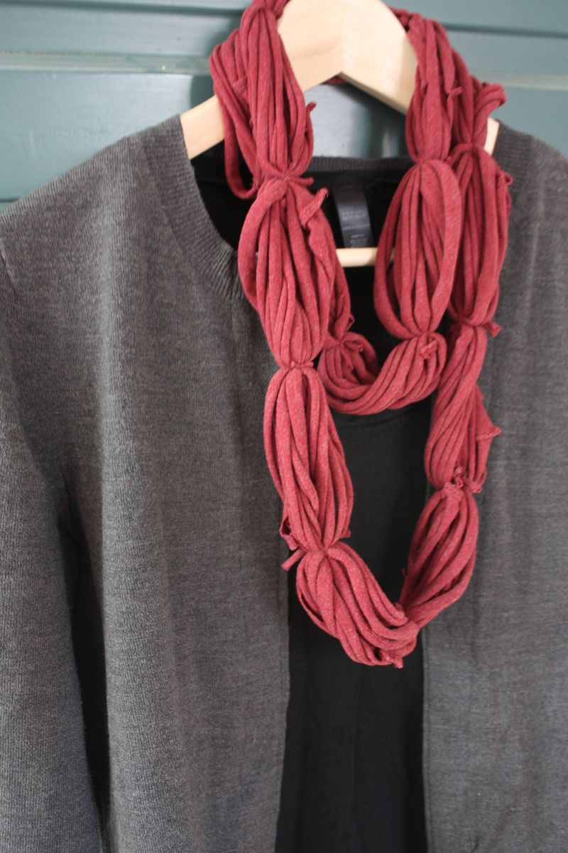 Cardigan and scarf pics for blog 006