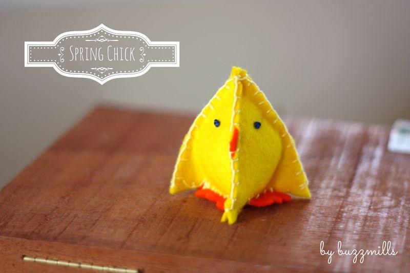 Spring chick 2