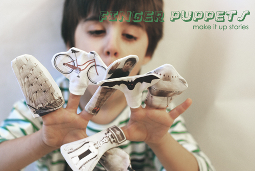 Customized-finger-puppets-for-story-telling-with-kids
