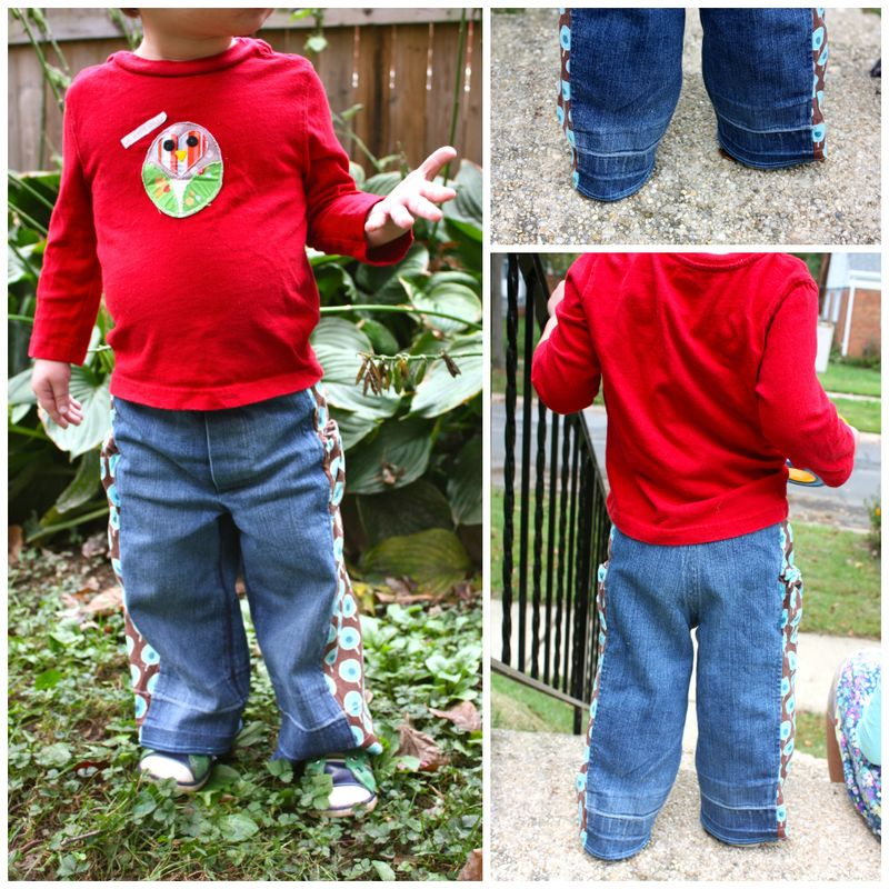 Updated tree pants
