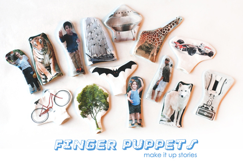 Customized-finger-puppets-story-telling