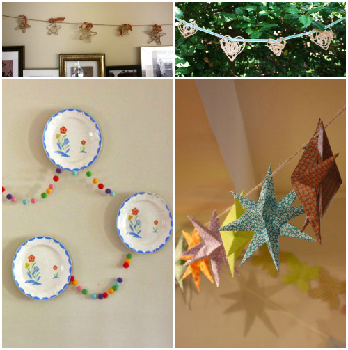 Bunting collage 3