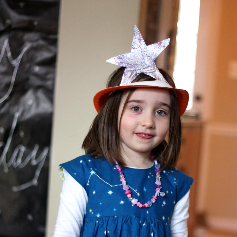 Star hat  sc 1 st  Buzzmills - Typepad & Paper Star Hats... - Buzzmills