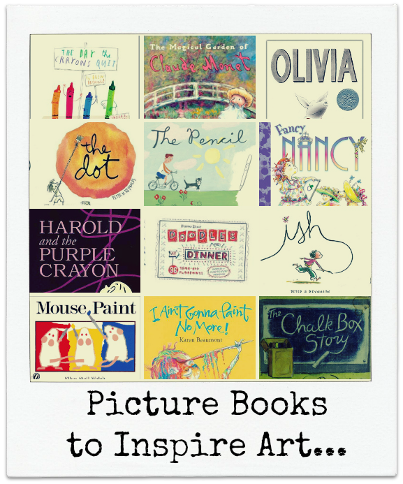 Picture Books to Inspire Art...