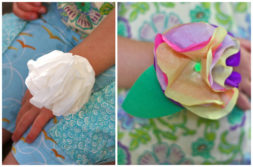 Corsage Collage