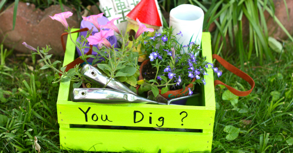 5 DIY Gift Ideas for Gardeners - Inner Child Fun