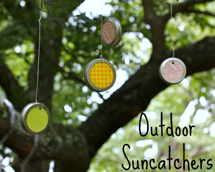 Outdoor suncatchers