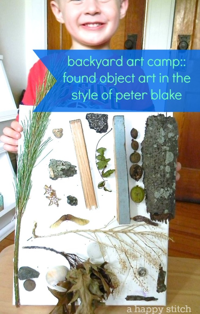 Backyard-art-camp-found-object-art-project-for-kids-653x1024