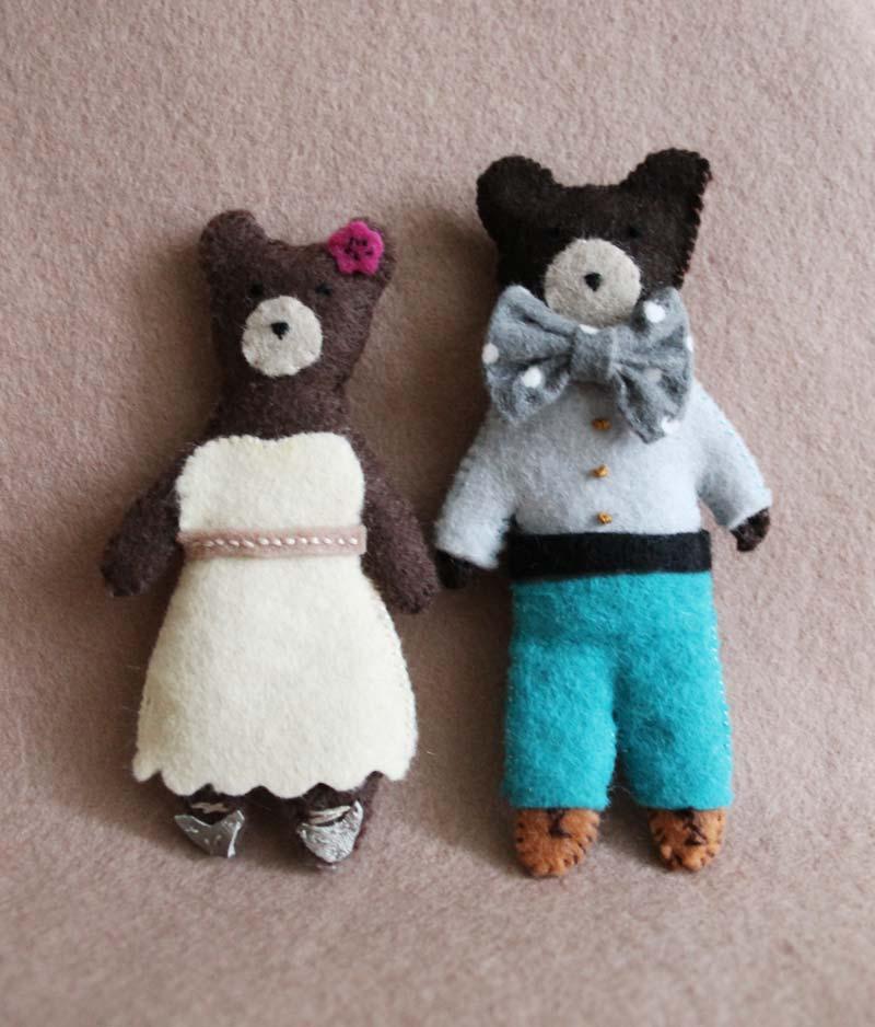 Felties-bears11
