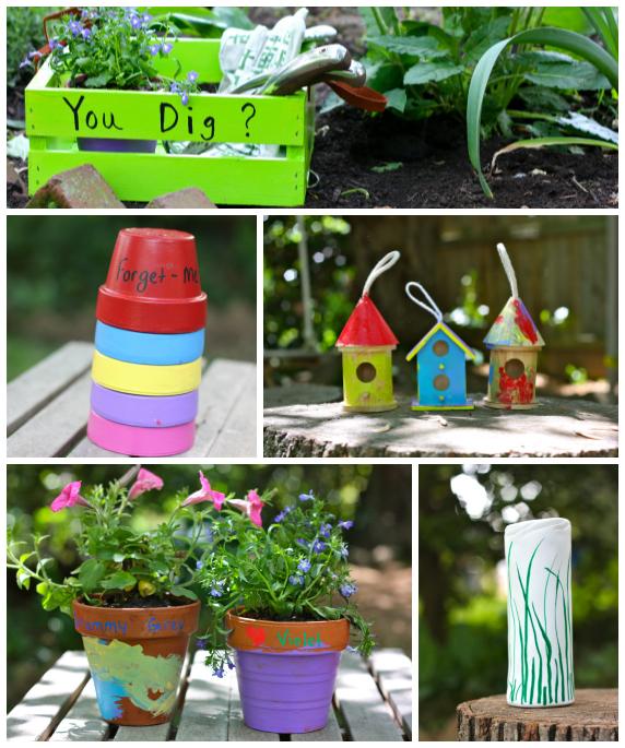 5 DIY gifts for Gardners