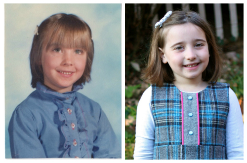 M and v kindergarten pic day