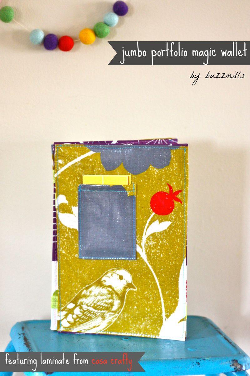 Jumbo portfolio magic wallet2