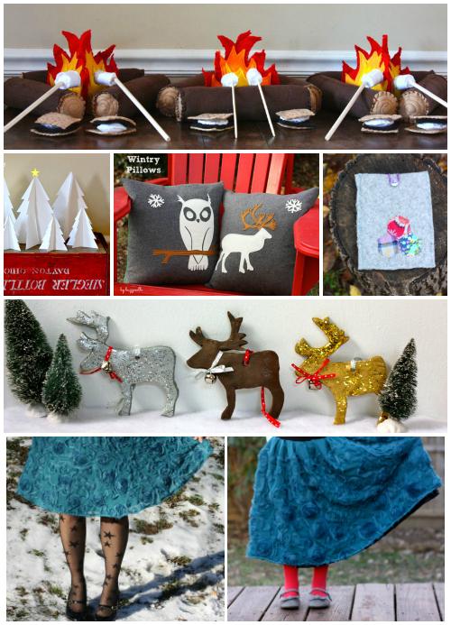 December Collage