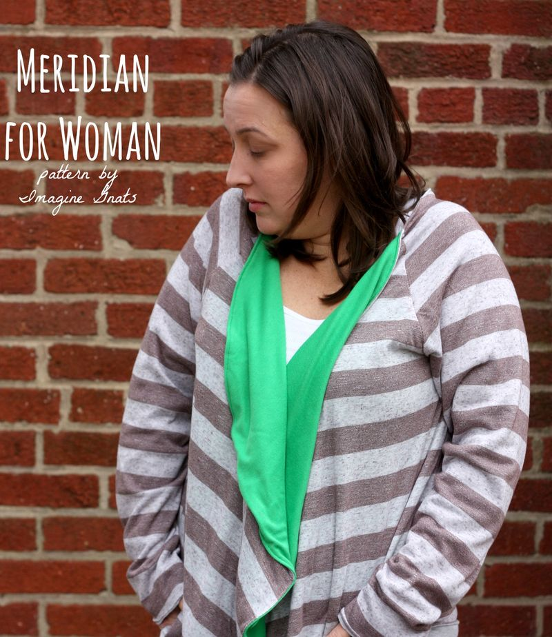 Meridian for woman