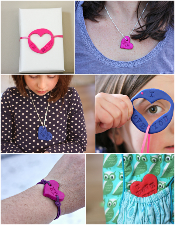 What to make with hearts