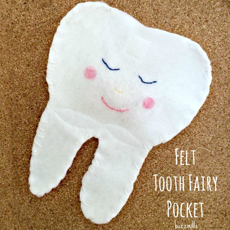 Tooth with words