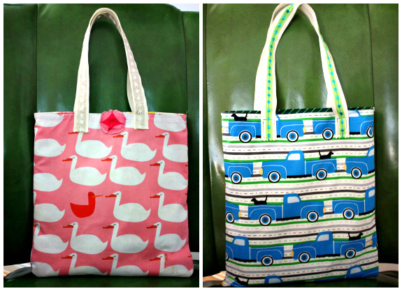 Roadtrip bags Collage