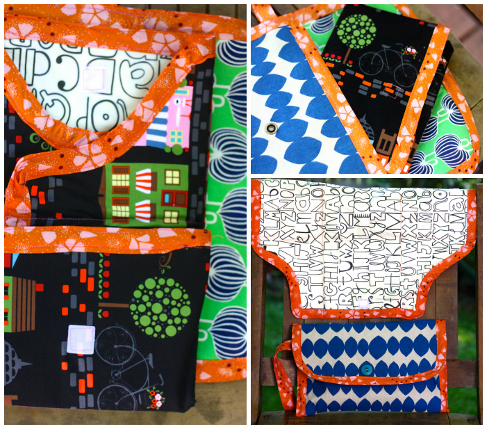 Changing pad Collage