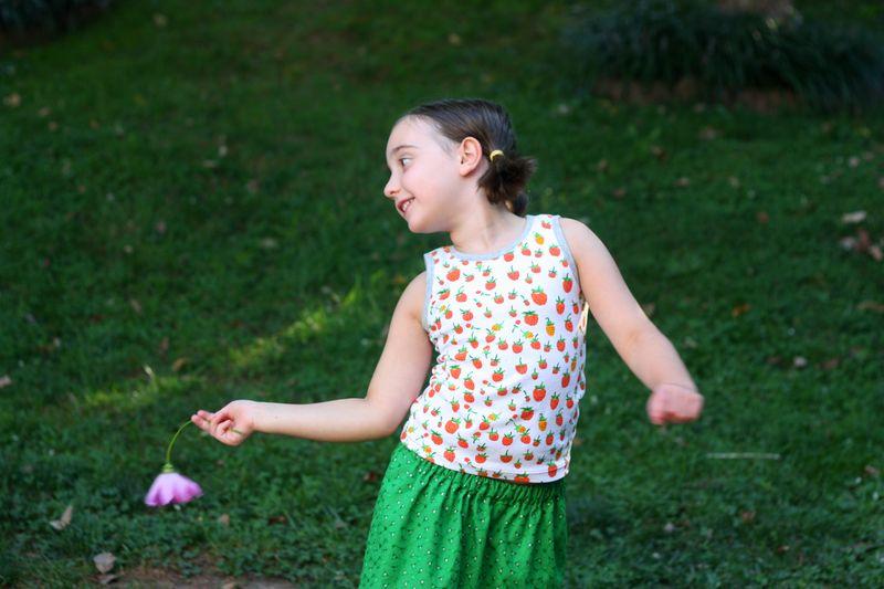 Flower fairy wand