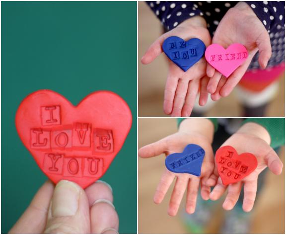 Give hearts