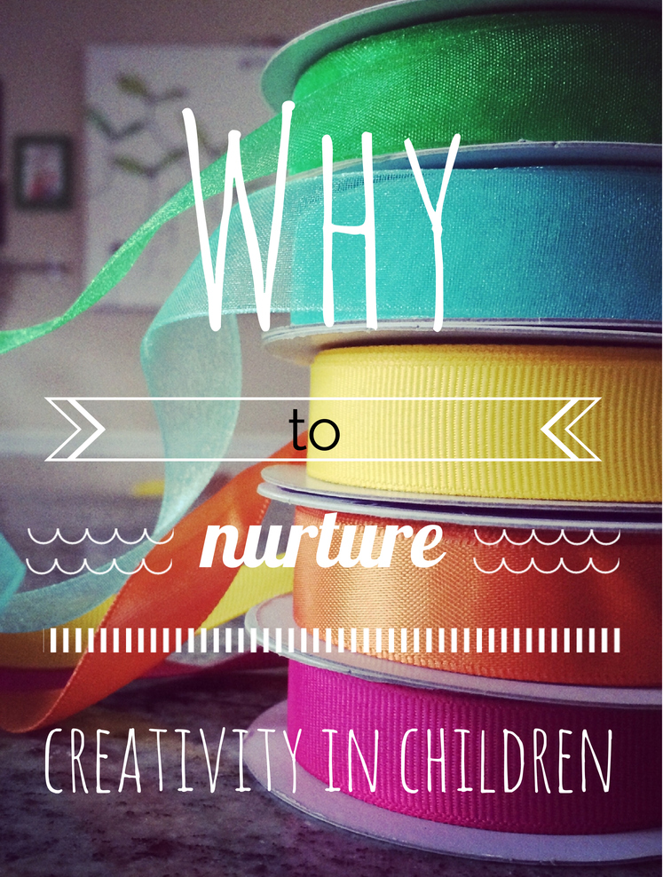 Why to nurture creativity in children