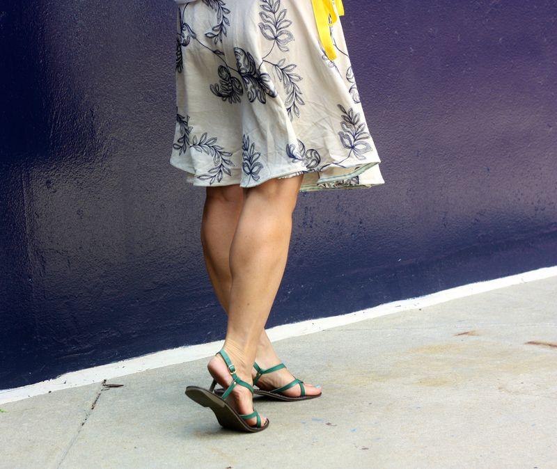 Wrap skirt 2