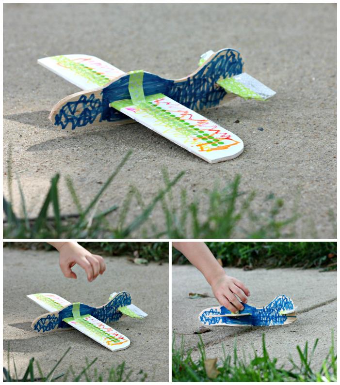 Plane Collage