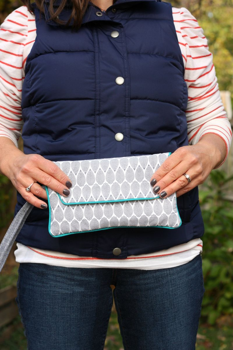 Envelope clutch2