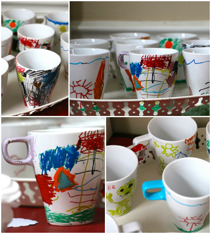 Mugs Collage