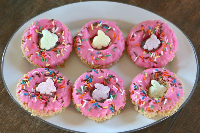 Donut bunnies