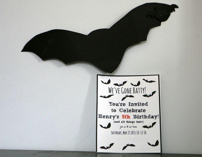 Bat invite