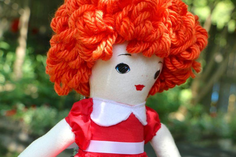 Annie hair 3