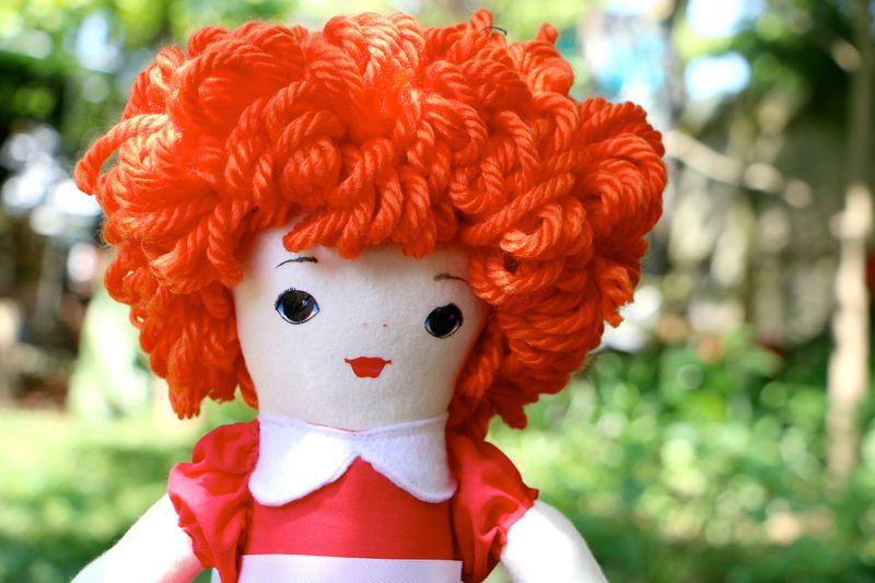 Annie hair
