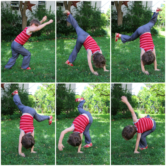 Cartwheel Collage2