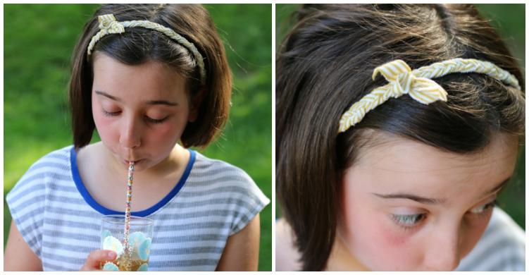 Headband Collage