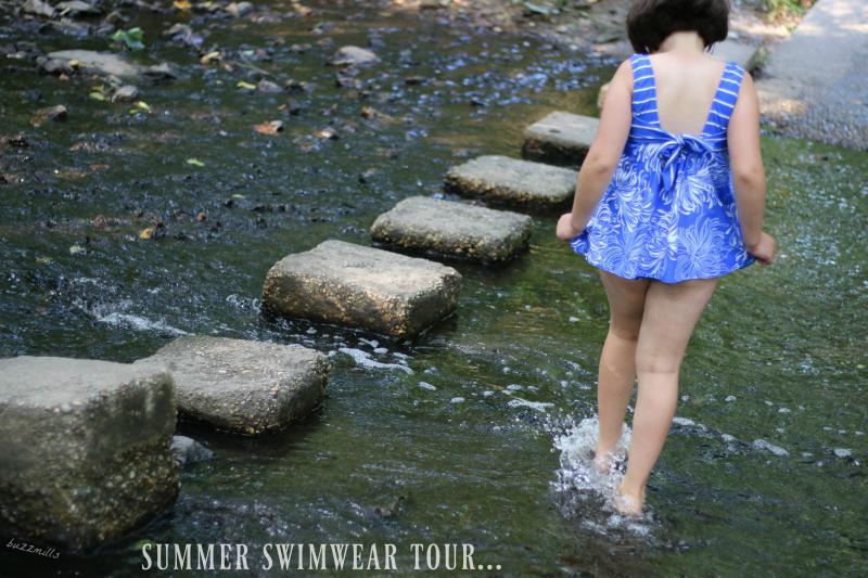 Summer Swimwear tour