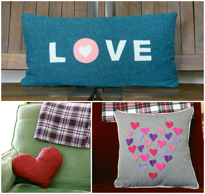 Vday3 pillow Collage