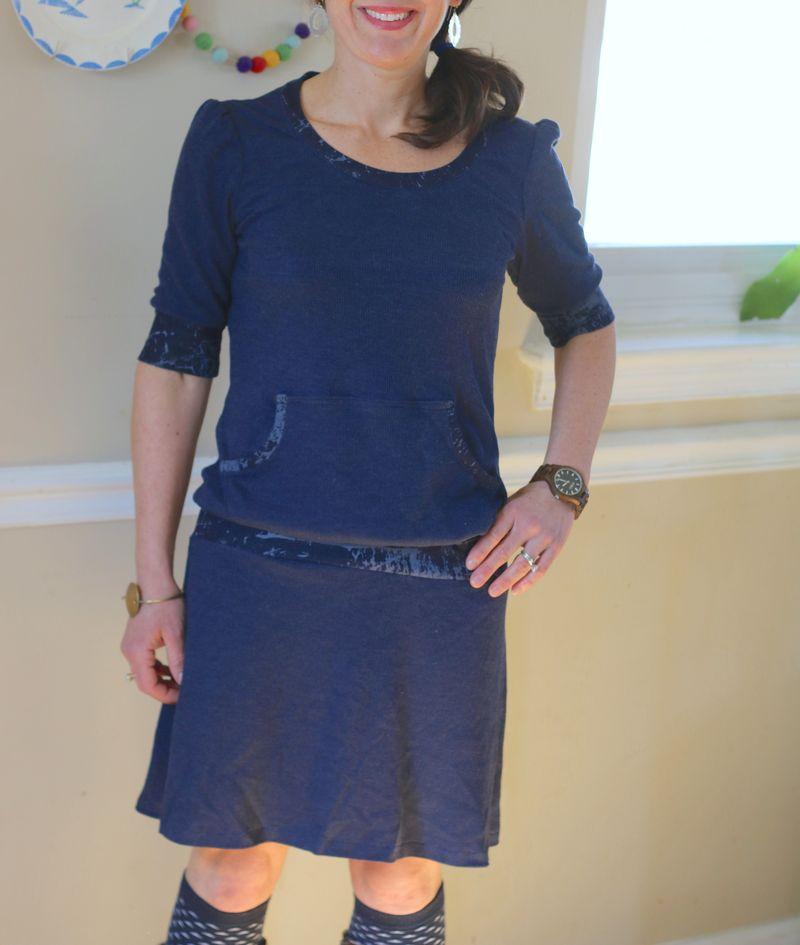 Skippy dress2