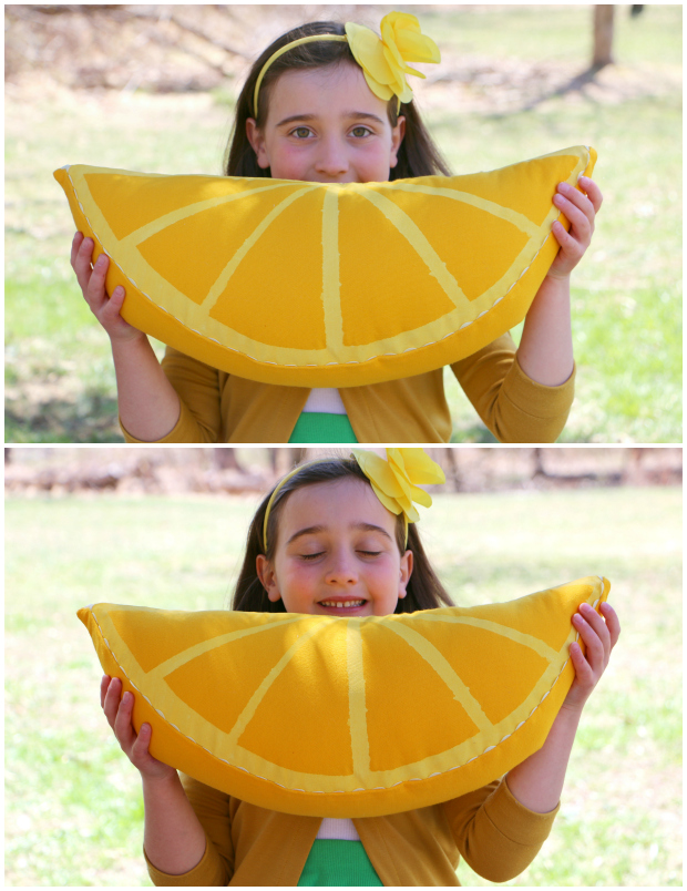 Lemon smile Collage
