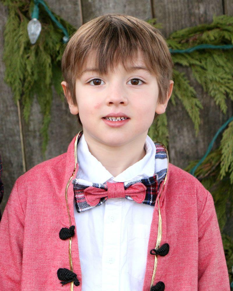 Henry nutcracker jacket and tie