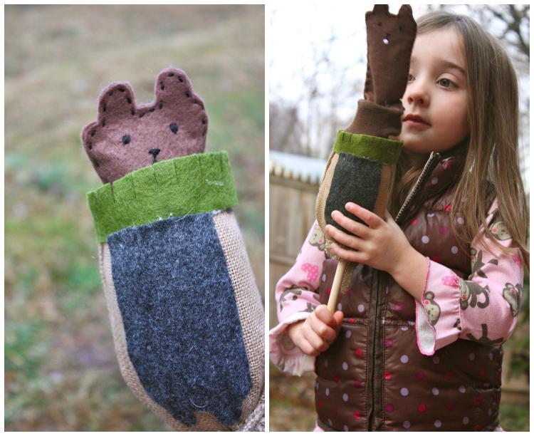 Groundhog v Collage