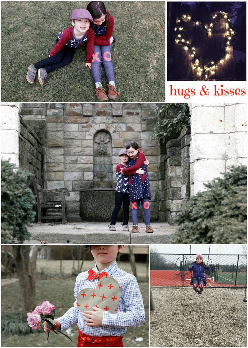 Valentine card Collage edit2