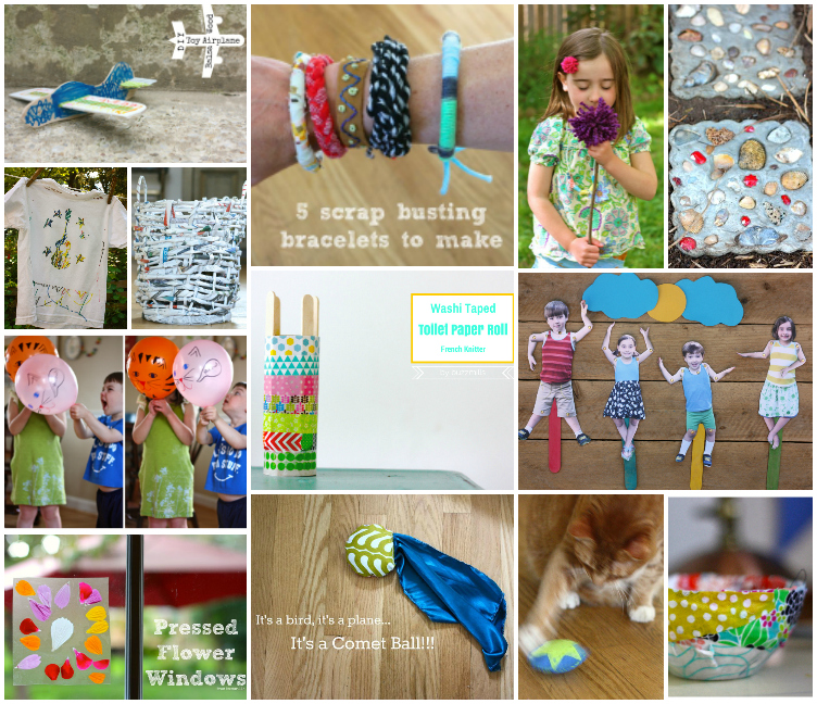 Crafty Collage