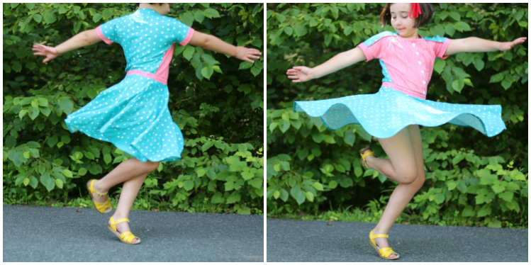 Twirl Collage