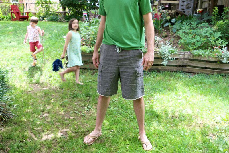 Juba shorts 2