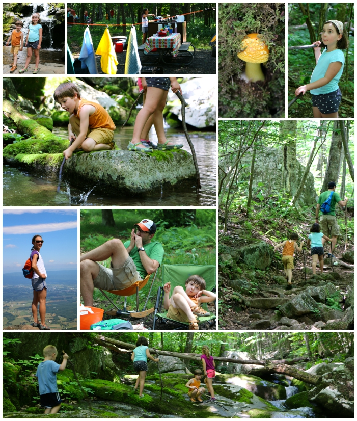 Camping Collage2